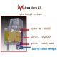 Mullit M-box Aero 15 kandallóbetét