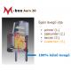 Mullit M-box Aero 20 kandallóbetét
